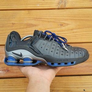 2002 Nike Shox VC Vince Carter Shox Low Basketball